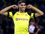 Morocco's Achraf Hakimi is Fastest Player in Bundesliga's History