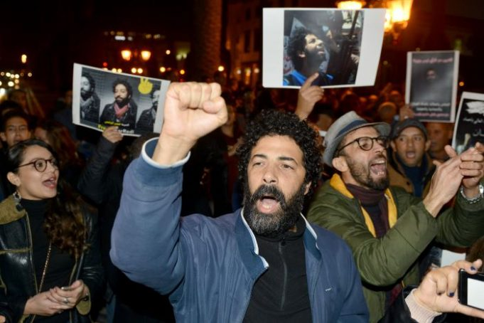 freedom of opinion in morocco