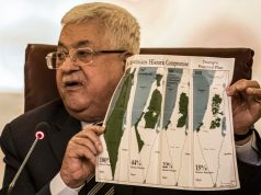 Palestinian President: All Agreements With the US and Israel are Void
