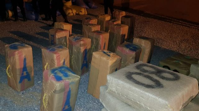 Police Seize 3 Tons of Cannabis Resin in Guelmim, Southern Morocco