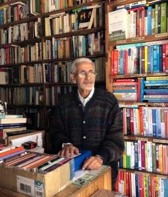 Muhammed Belhaj: The Man Behind Rabat's Only All-English Bookstore
