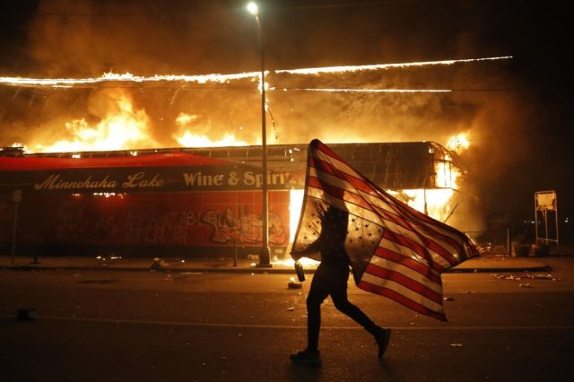 Protests and Riots Erupt in the US Over Police Brutality