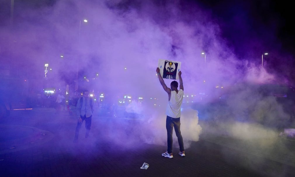 Riot or Revolution Histories of Racism Fuel Demonstrations Across US