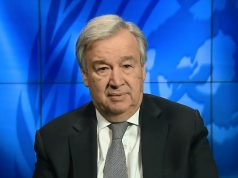 UN Chief Calls to Strengthen Immunity 'Against the Virus of Hate'
