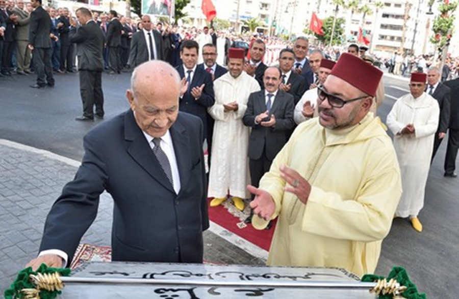 Vandals Desecrate Memorial of Abderrahmane Youssoufi in Tangier