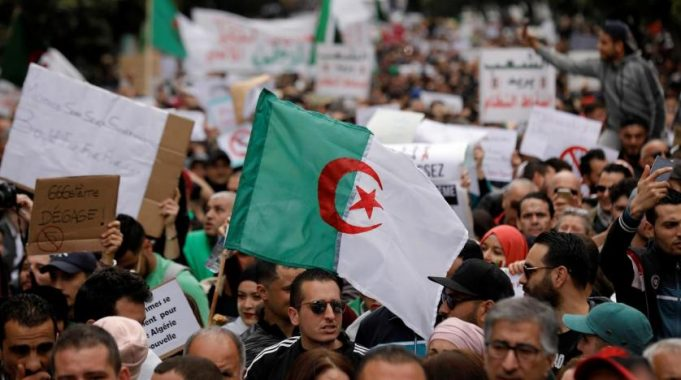 Algeria Jails 3 Opposition Activists for Dissident Facebook Posts