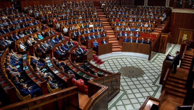 Upper House of Moroccan Parliament Approves State of Emergency Law