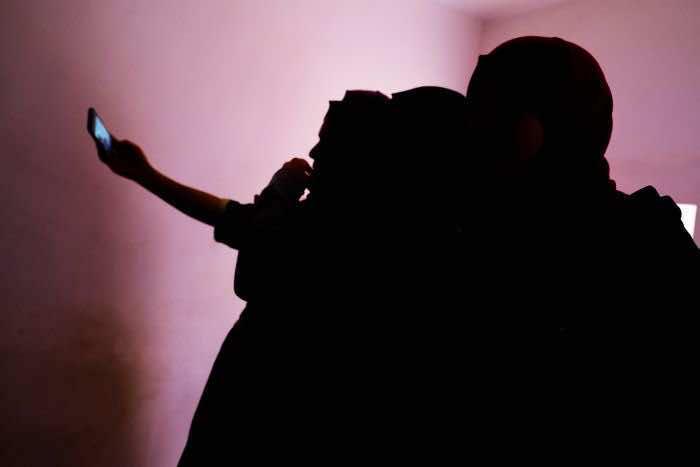 Arab Rape Porn send nudes or suffer shame: moroccan women face cyber bullying