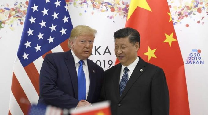 Trump Contemplates Severing Relationship Between US, China