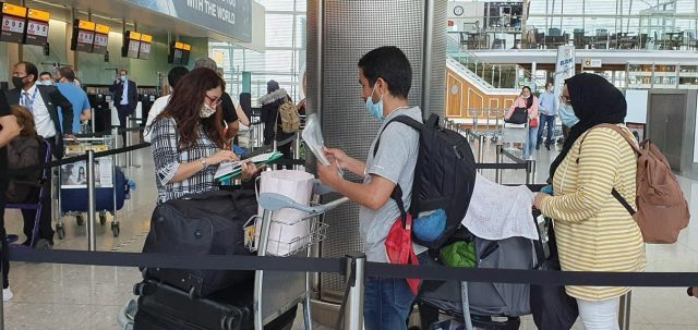 155 More Moroccans Stranded in France Land in Marrakech