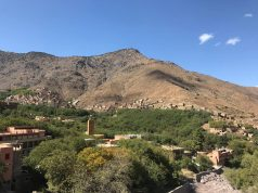 A Picture of Life Under Lockdown in the High Atlas Mountains