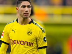 Achraf Hakimi Among Today's Top Attacking Full Backs