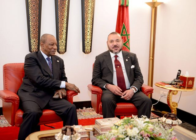 Alpha Conde Conveys Guinea's 'Great Respect' for King Mohammed VI
