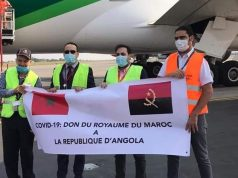 Angolan Minister Moroccan Medical Support Represents African Solidarity