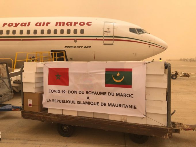 Mauritanian FM: COVID-19 Aid Reflects Strong Morocco-Mauritania Ties