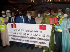 Chad's Minister of Foreign Affairs Thanks Morocco for Medical Aid