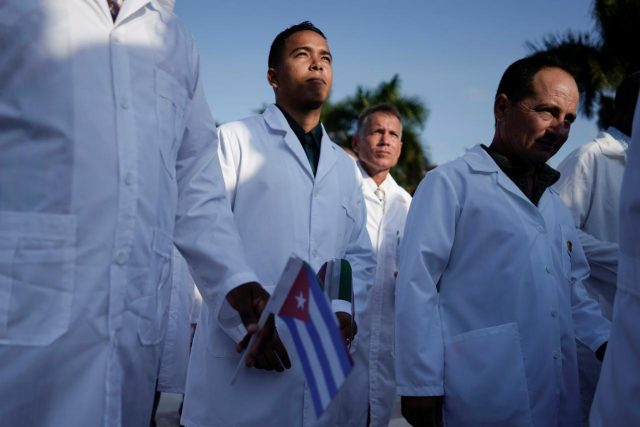 US Bill Against Cuban 'Doctor Trafficking' Could Impact Algeria