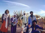 'Hit the Road Music Studio': A Traveling Bus Records Morocco's Rhythms