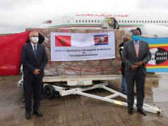 Eswatini Receives Moroccan Medical Supplies in Official Ceremony