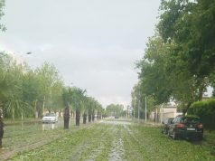 Hailstorm Interrupts Summer Weather in Morocco's Fez-Meknes Region