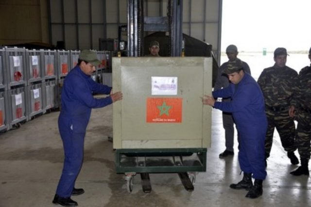 King Mohammed VI Decides to Send Medical Supplies to Mauritania