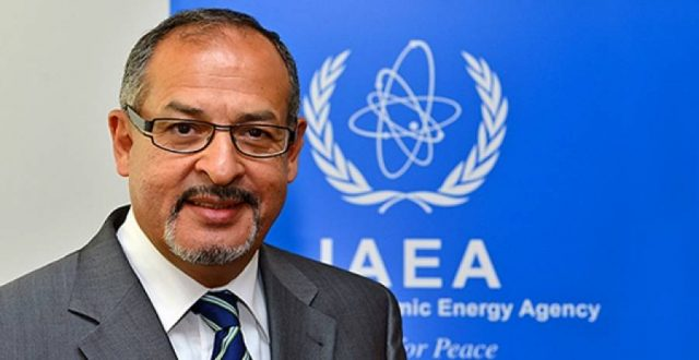 Moroccan Expert Khammar Mrabit Joins IAEA's Nuclear Safety Commission
