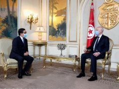 Moroccan FM Transmits King Mohammed VI's Message to Tunisian President