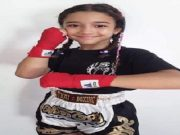 Moroccan Maria Oudghiri Wins Arab Shadow Kickboxing Virtual Championship