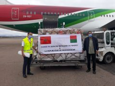 Moroccan Medical Aid Arrives in Madagascar