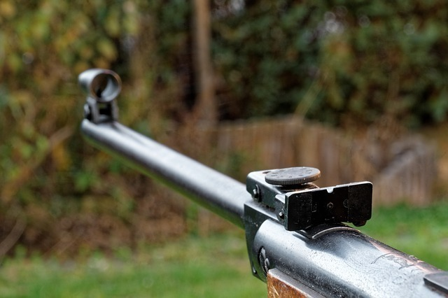 Moroccan Police Arrest Man for Brandishing Hunting Rifle in Public