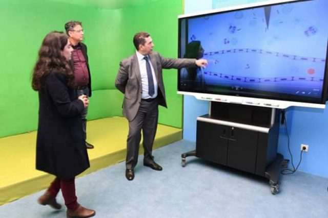 Moroccan TV Channel Incorporates Life Skills Into Remote Education