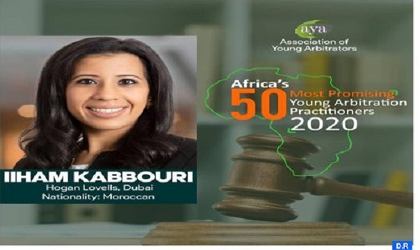 Moroccan Woman Among Africa's 50 Most Promising Young Arbitrators