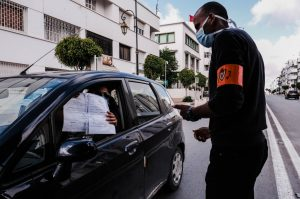 In Photos: Rabat's Essential Workers During COVID-19 Lockdown