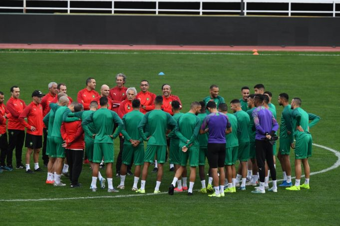 Morocco's Atlas Lions Remain 43rd Worldwide as Football Slowly Resumes