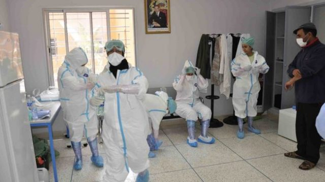Morocco Confirms 54 New COVID-19 Cases, 23 Recoveries