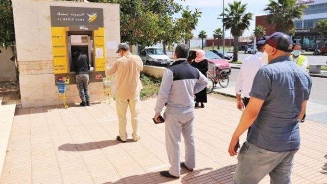 Morocco Deliberates Extending Informal Workers' Financial Aid Program