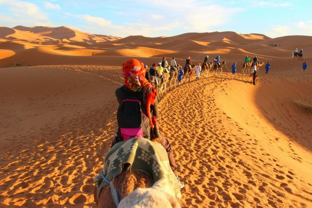 Morocco Devises Action Plan to Revive Tourism, Craft Sectors