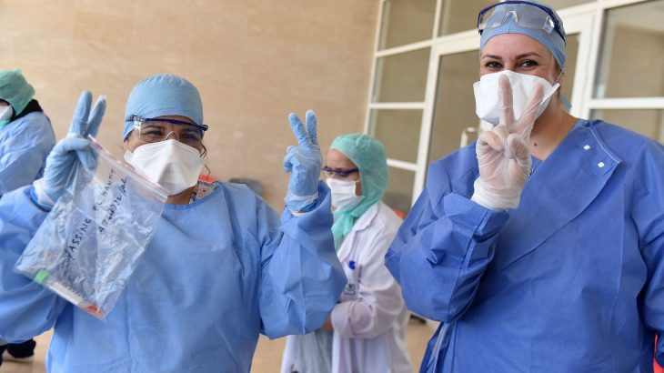 Morocco Exceeds 7,000 COVID-19 Recoveries, Counts 600 Active Cases