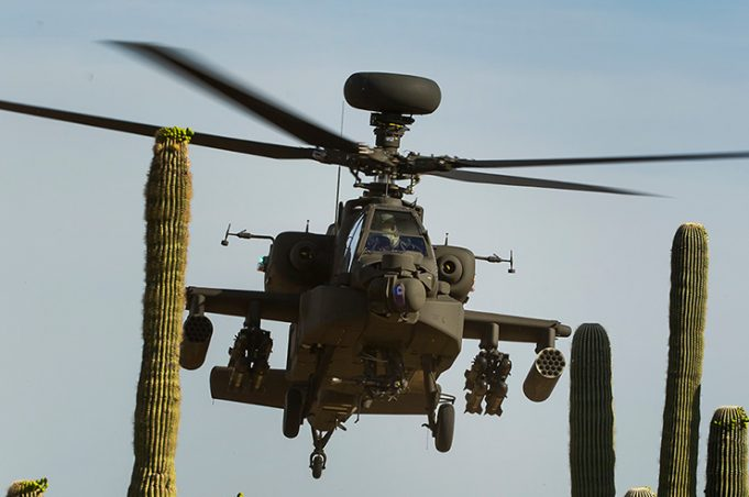 Morocco Orders 24 of Boeing's Latest Configuration Attack Helicopters