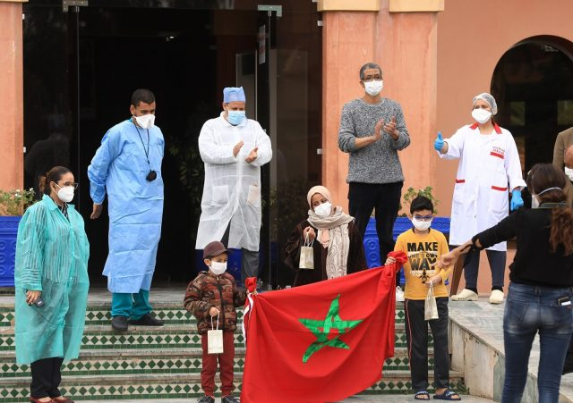 Morocco Records 66 New COVID-19 Cases, 56 New Recoveries in 24 Hours