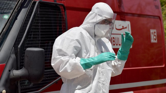 Morocco Records 221 New COVID-19 Cases, 44 Recoveries, No Deaths