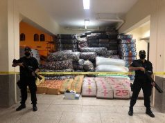 Morocco Seizes 7.2 Tons of Cannabis Resin