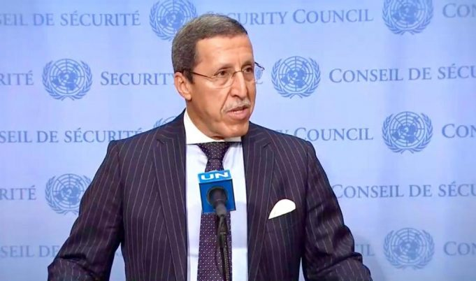 Morocco Stresses Value of UN's Central Role, Principles