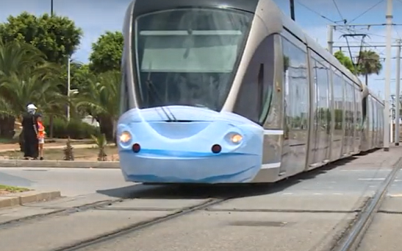 Rabat-Sale Tramway Company Increases Fleet Frequency
