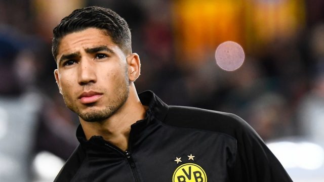 Real Madrid Closes € 40 Million Deal with Inter Milan for Achraf Hakimi