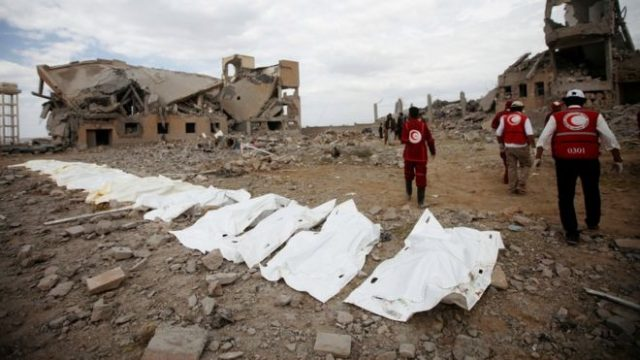 UN Heeds Warning: Yemen Will 'Fall Off the Cliff' Without Support