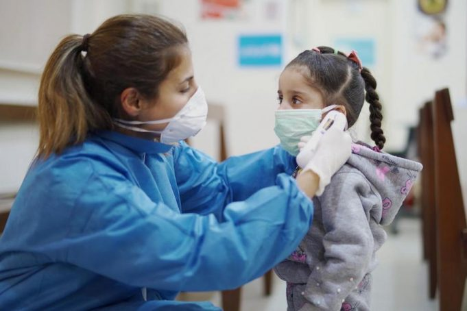 UNICEF: COVID-19 Could Increase MENA Child Mortality Rates by 40%