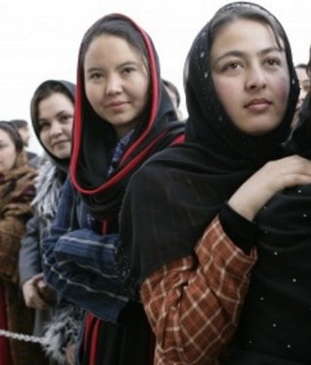 'What I Want for Afghanistan' Afghans Call for Women's Empowerment