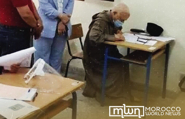 80-Year-Old Moroccan Man Sits for 2020 Baccalaureate Exams