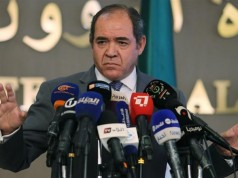 Algerian FM: Algeria's Position on Western Sahara Will Never Change